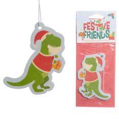 Lufterfrischer - Dinosaurier, Festive Friends