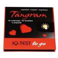 Magnet-Tangram Buch - Herz