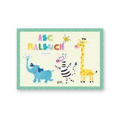 Malbuch - ABC der Tiere