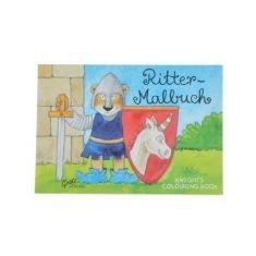 Malbuch - Ritter