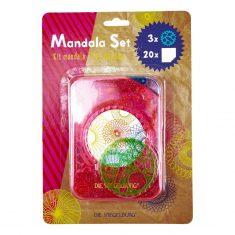 Mandala Set - Bunte Geschenke
