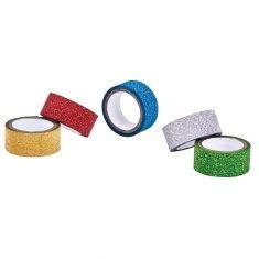 Masking Tape - Weihnachtsglitzer