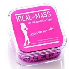 Maßband - Ideal-Mass für die perfekte Figur