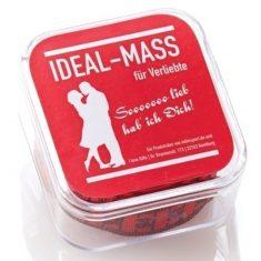 Maßband - Ideal-Mass für Verliebte