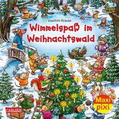 Maxi Pixi - Wimmelspaß im Weihnachtswald