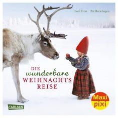 Maxi Pixi - Eine wunderbare Weihnachtsreise