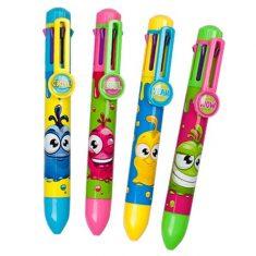 Mehrfarbkugelschreiber 8-farbig - Squeeezy