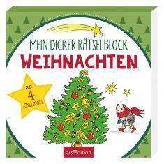 Mein dicker Rätselblock Weihnachten