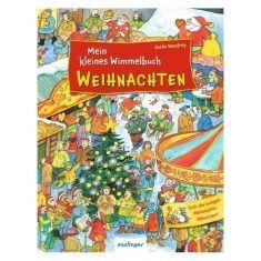 Mein kleines Weihnachts-Wimmelbuch