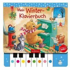 Mein Winter-Klavierbuch