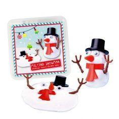 Melting Snowman - Hello Winter