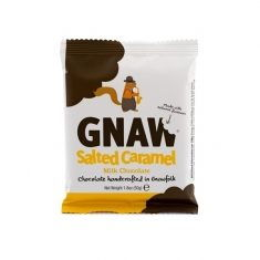 Milchschokolade - Salted Caramel, Gnaw