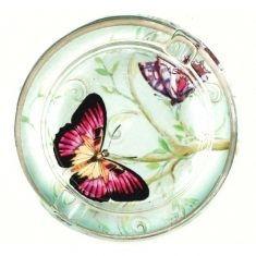 Mini-Aschenbecher - Butterflies