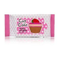 Mini-Feuchttücher - Cupcake