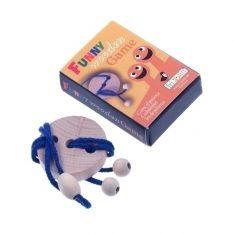 Mini-Knotenspiel - Scheibe