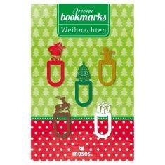 Mini Lesezeichen - Weihnachten, 5er-Set