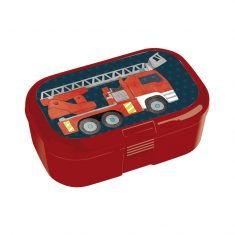 Mini Lunchbox - Feuerwehrauto