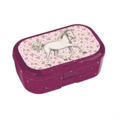 Mini Lunchbox - Pferde