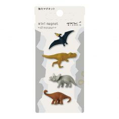 Mini Magnete - Dinosaur, 4 Stück