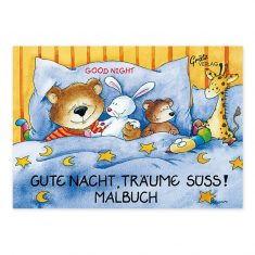 Malbuch - Gute Nacht, mini