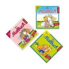 Mini-Malbuch mit Stickern - Mädchen