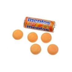 Mini Mentos - Orange