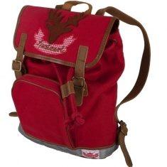 Mini-Rucksack - Spatzerl, rot