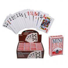 Mini-Spielkarten - Pokerblatt