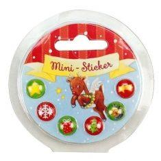 Mini-Sticker - Weihnachtswünsche