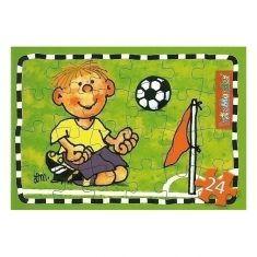Minipuzzle - Fußball