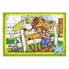 Minipuzzle - Pferd