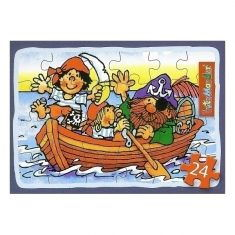 Minipuzzle - Pirat