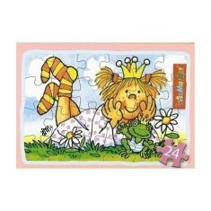 Minipuzzle - Prinzessin