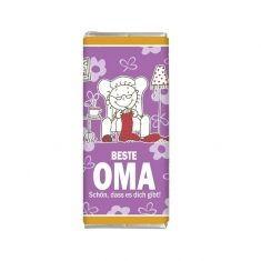 Minischokolade - Beste Oma