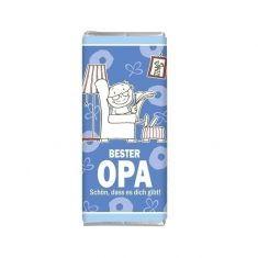Minischokolade - Bester Opa