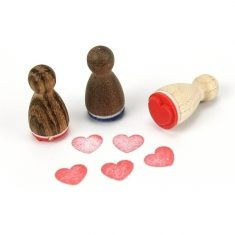 Ministempel - Herz