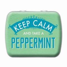Minz-Pastillen - Keep calm...