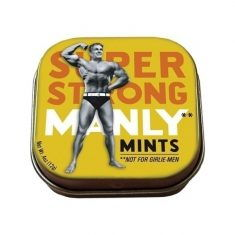 Minzpastillen - Manly Mints