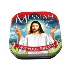 Minzpastillen - Messiah Mints