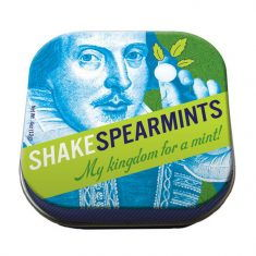 Minzpastillen - Shakespearmints