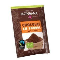 Monbana Trinkschokolade - 32% Kakao, Bio