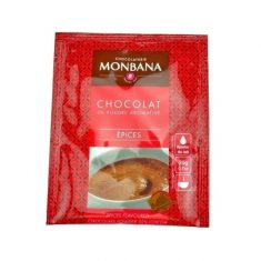 Monbana Trinkschokolade - Spices