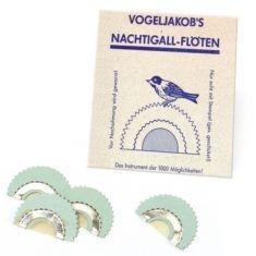 Nachtigall-Flöten - Vogelstimmen