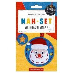 Filzanhänger - Weihnachtsmann