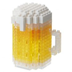 Nanoblock Mini Collection - Bier