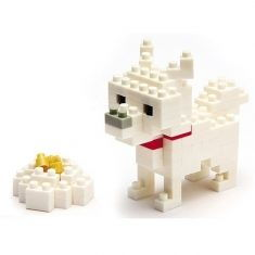 Nanoblock Mini Collection - Hokkaido Dog