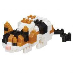 Nanoblock Mini Collection - Katze Calico