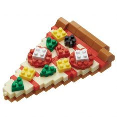 Nanoblock Mini Collection - Pizza