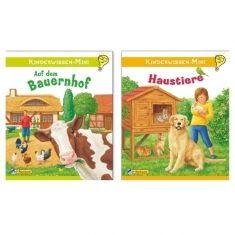 Nelson Kinderwissen-Mini - Haustiere & Bauernhof