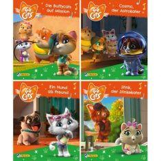 Nelson Mini-Buch - 44 Cats 1-4